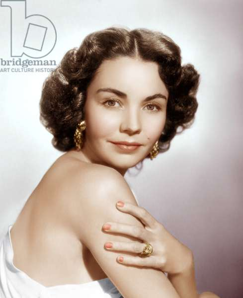 Jennifer Jones, ca. early 1950s
