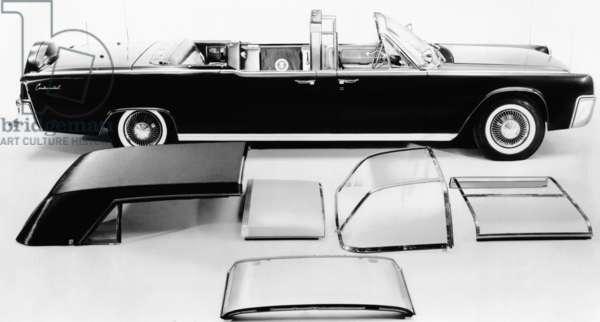Assassinat de JFK : la voiture