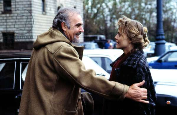 RUSSIA HOUSE, Sean Connery, Michelle Pfeiffer, 1990