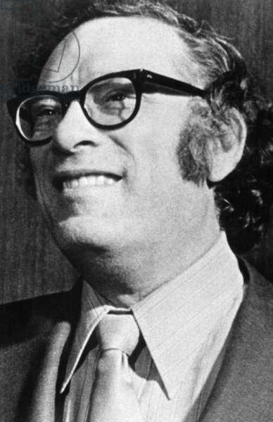 Isaac Asimov, ca. 1970s
