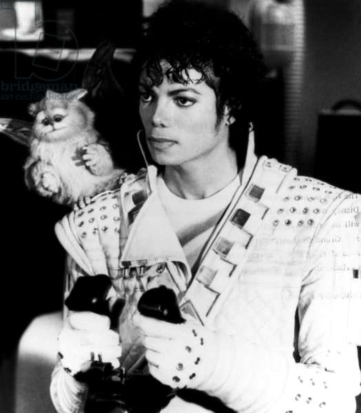 CAPTAIN EO, Michael Jackson, 1986, � Buena Vista/courtesy Everett Collection