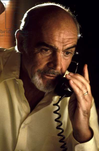 JUST CAUSE, Sean Connery, 1995