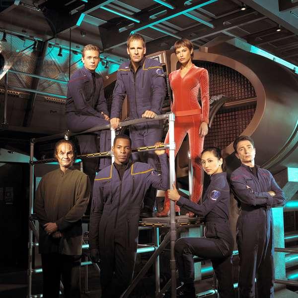 Stark Trek : Enterprise