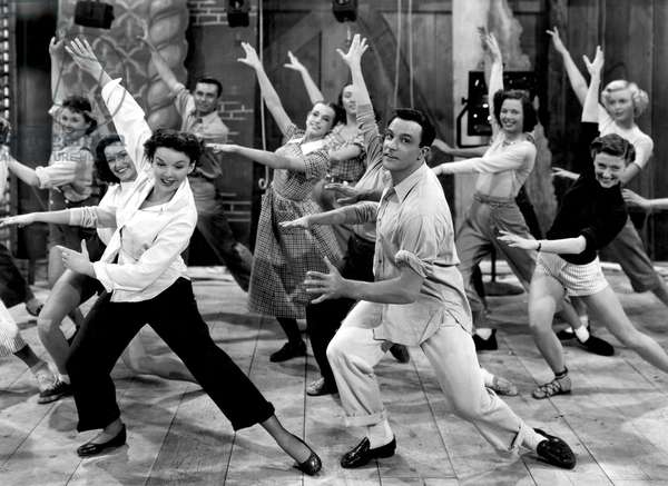 SUMMER STOCK, Judy Garland, Gene Kelly, 1950: SUMMER STOCK, Judy Garland, Gene Kelly, 1950