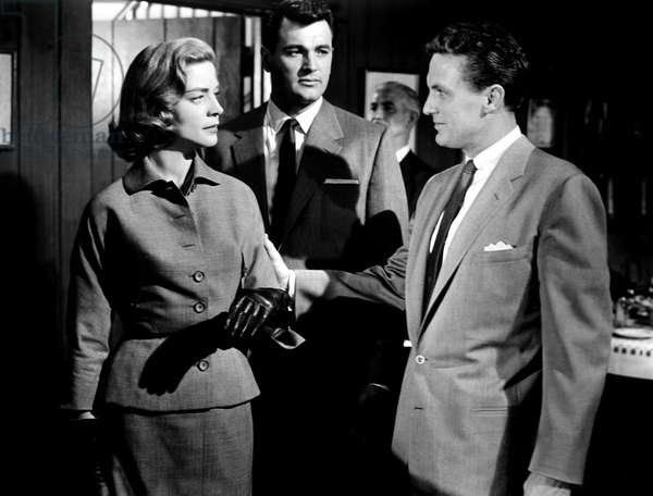 Written on the Wind, Lauren Bacall, Rock Hudson, Robert Stack, 1956