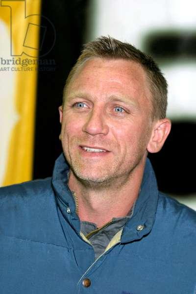 Daniel Craig, 2005 (photo)