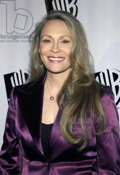 Faye Dunaway: Faye Dunaway at arrivals for The WB Network 2005 ALL STAR PARTY, Steven J. Ross Theater, Burbank, CA, January 22, 2005. Photo by: Jamie West/Everett Collection