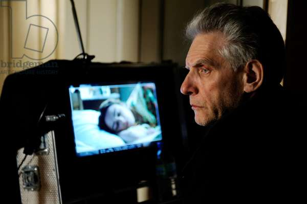 A DANGEROUS METHOD, director David Cronenberg on set, 2011, ©Sony Pictures Classics/courtesy Everett Collection