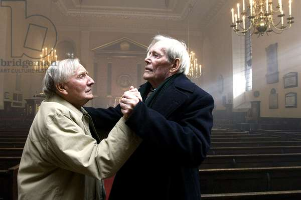VENUS, Leslie Phillips, Peter O'Toole, 2006. ©Miramax/courtesy Everett Collection