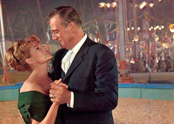 Circus World, Rita Hayworth, John Wayne, 1964