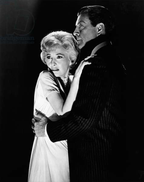 THE NIGHT WALKER, Barbara Stanwyck, Robert Taylor, 1964: THE NIGHT WALKER, Barbara Stanwyck, Robert Taylor, 1964