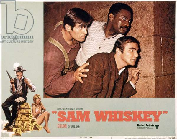 Sam Whiskey, le Dur