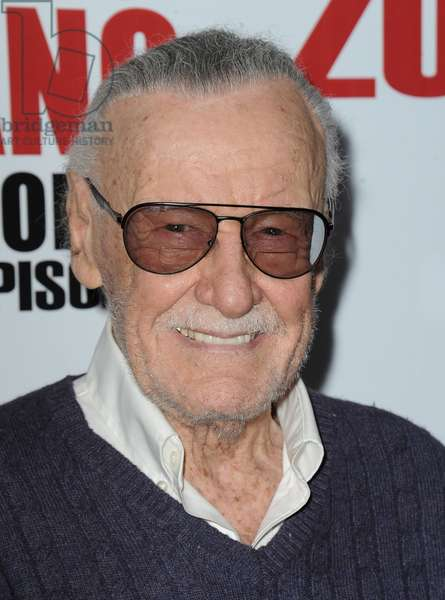 Stan Lee at arrivals for THE BIG BANG THEORY 200th Episode Party, Vibiana, Los Angeles, CA February 20, 2016