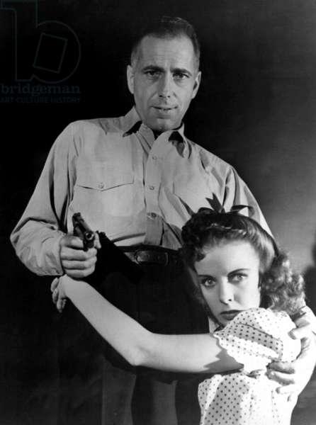 HIGH SIERRA, Humphrey Bogart, Ida Lupino, 1941