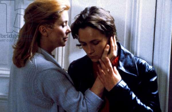 LES VOLEURS, Catherine Deneuve, Laurence Cote, 1996