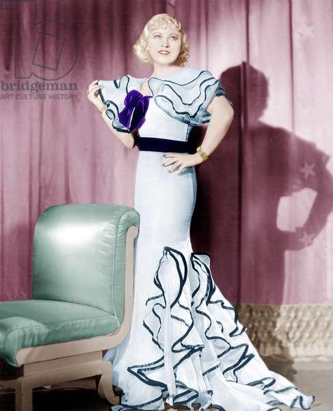 Mae West, ca. 1935
