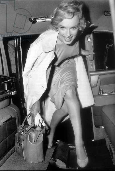 Marilyn Monroe, circa 1950s