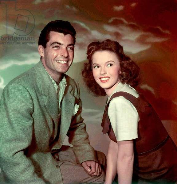 That Hagen Girl: THAT HAGEN GIRL, Rory Calhoun, Shirley Temple, 1947