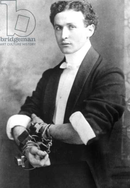 Harry Houdini, ca. 1920s