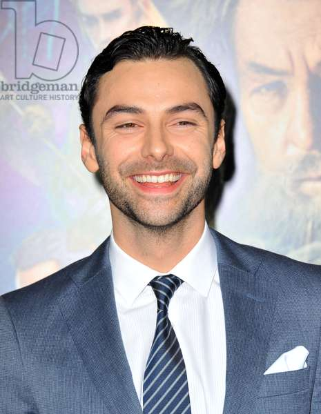Aidan Turner at arrivals for THE HOBBIT: THE DESOLATION OF SMAUG Premiere, Dolby Theater, Los Angeles, CA December 2, 2013. Photo By: Dee Cercone/Everett Collection