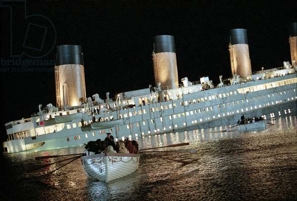 TITANIC, 1997, TM and Copyright ©20th Century Fox Film Corp. All rights reserved./Courtesy Everett Collection