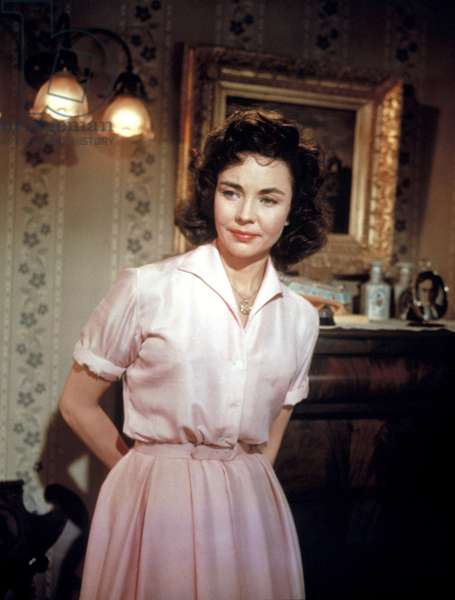 THE MAN IN THE GRAY FLANNEL SUIT, Jennifer Jones, 1956, TM and Copyright (c) 20th Century-Fox Film Corp. All Rights Reserved