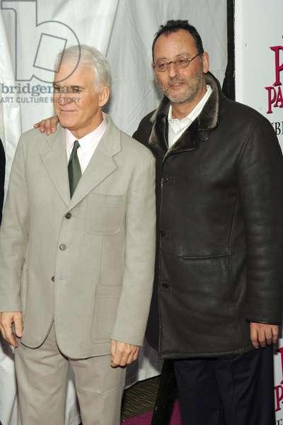 Steve Martin et Jean Reno