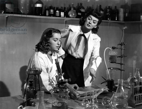 A WOMAN OF DISTINCTION, Rosalind Russell, 1950