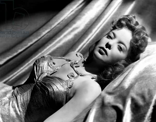 THE MAN I LOVE, Ida Lupino, 1947