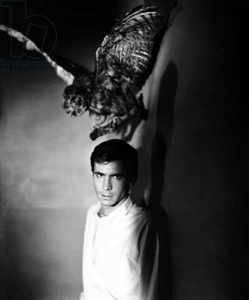 Anthony Perkins: PSYCHO, Anthony Perkins, 1960