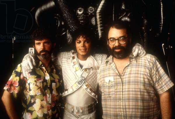 CAPTAIN EO, George Lucas, Michael Jackson, Francis Ford Coppola