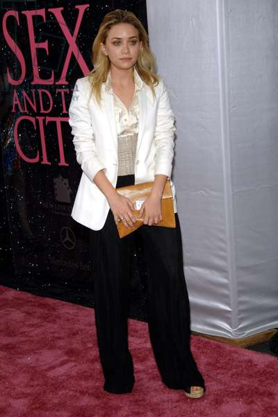 Ashley Olsen at arrivals for SEX AND THE CITY - THE MOVIE Premiere, Radio City Music Hall, New York, NY, May 27, 2008. Photo by: George Taylor/Everett Collection
