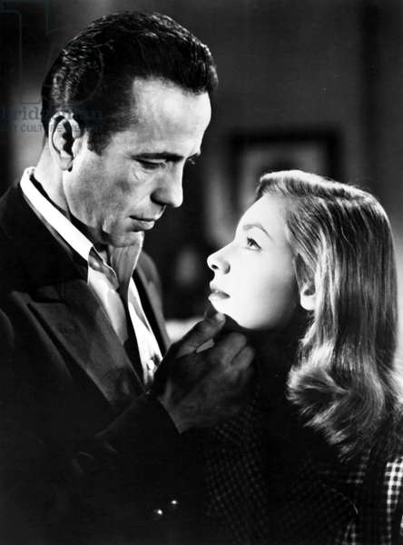 To Have and Have Not, Humphrey Bogart, Lauren Bacall, 1944