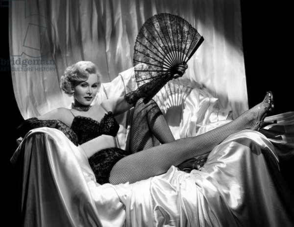 Lili: LILI, Zsa Zsa Gabor, 1953