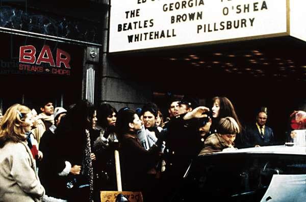 Les Beatles au Ed Sullivan Show