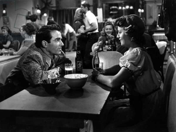 A Place in the Sun, Montgomery Clift, Shelley Winters, 1951.