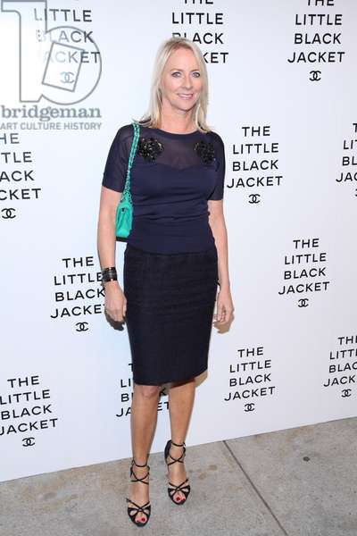 Linda Wells at arrivals for The Little Black Jacket: CHANEL's Classic Revisited By Karl Lagerfeld And Carine Roitfeld New York Exhibition Celebration, Swiss Institute, New York, NY June 6, 2012. Photo By: Andres Otero/Everett Collection