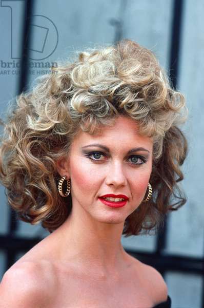 GREASE, Olivia Newton-John, 1978, (c) Paramount/courtesy Everett Collection