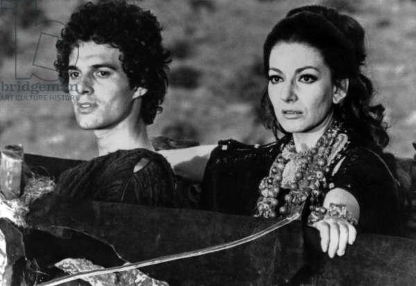Medee: MEDEA, Sergio Tramonti, Maria Callas, 1969