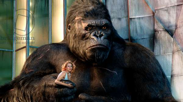 KING KONG, King Kong, Naomi Watts, 2005, (c) Universal/courtesy Everett Collection