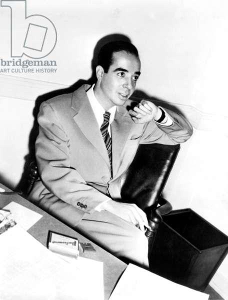Vincente Minnelli, ca. mid-1940s