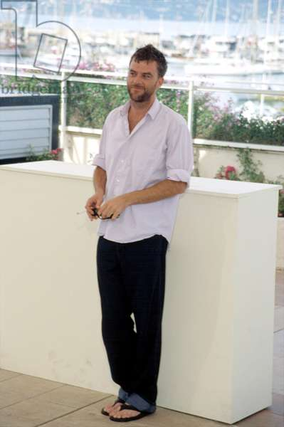 Paul Thomas Anderson at Cannes Film Festival, 5/2002, by Thierry Carpico