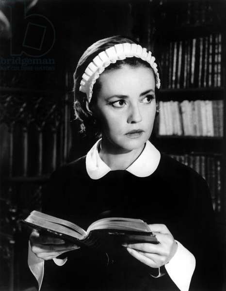 THE DIARY OF A CHAMBERMAID, Jeanne Moreau, 1964