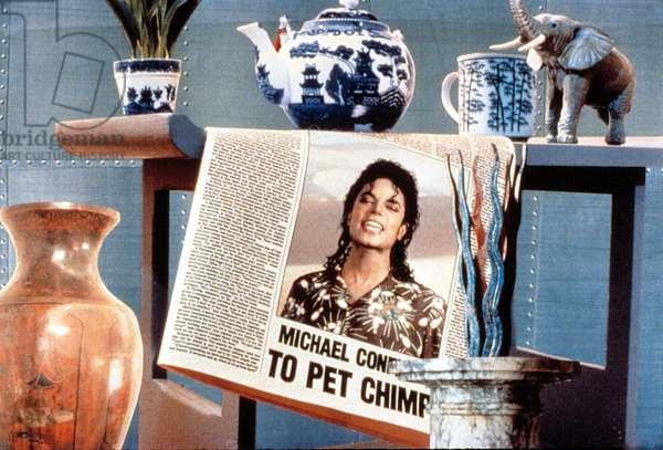 MOONWALKER, Michael Jackson, 1988. �Dream Quest Images/Courtesy Everett Collection
