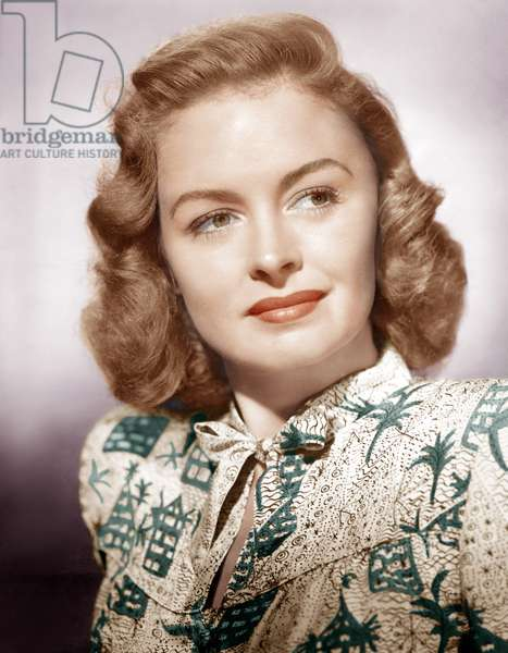 Donna Reed, ca. 1940s