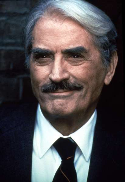 OTHER PEOPLE'S MONEY, Gregory Peck, 1991