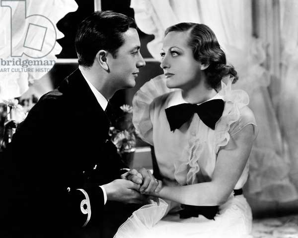 Apres nous le deluge: TODAY WE LIVE, Robert Young, Joan Crawford, 1933