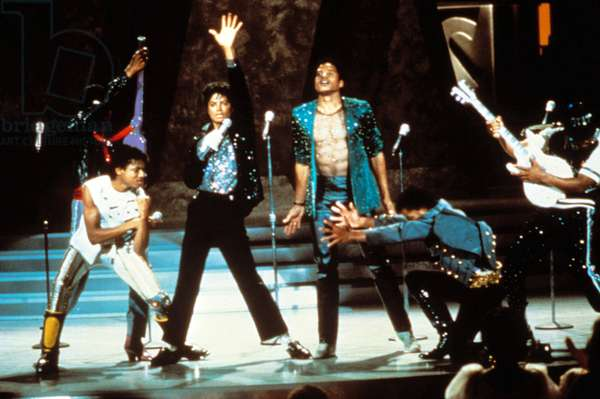 MOTOWN 25: YESTERDAY, TODAY, FOREVER, Michael Jackson, 1983.