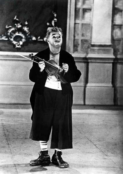 LIMELIGHT, Charlie Chaplin, 1952