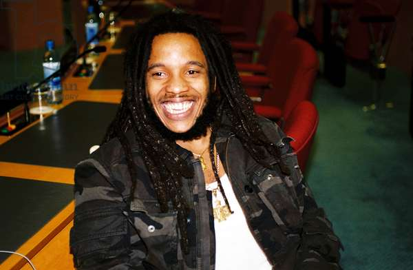 Stephen Marley: AFRICA UNITED, Stephen Marley, 2008. ©Palm Pictures/courtesy Everett Collection